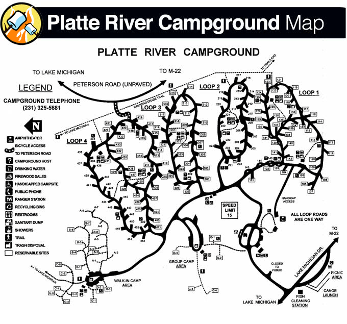 1000 images about camping ideas on pinterest for Platte river michigan fishing
